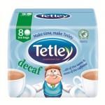 Tetley Decaf 80 Teabags 250g
