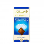 Lindt Excellence Extra Creamy Milk Chocolate 100g