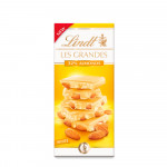 Lindt Les Grandes 32% Almonds White Chocolate 150g