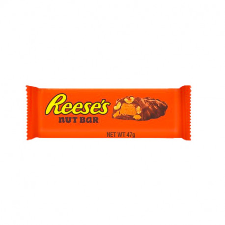 Hersheys Reeses Nut Bar 47g