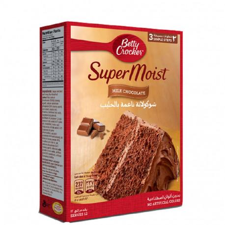 Betty Crocker Super Moist Milk Chocolate 500g
