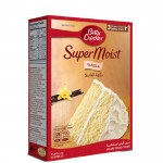 Betty Crocker Super Moist French Vanilla 500g