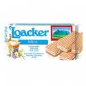 Loacker Milk Crispy Wafer 45g