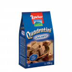 Loacker Quadratini Chocolate Wafer 125g