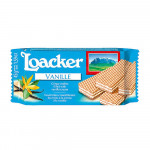 Loacker Vanille Crispy Wafer 45g