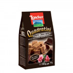Loacker Quadratini Dark Chocolate Wafer 125g