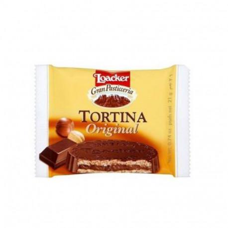 Loacker Tortina Original 21g