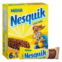 Nestle Nesquik Chocolate Cereal Bar 6x25g