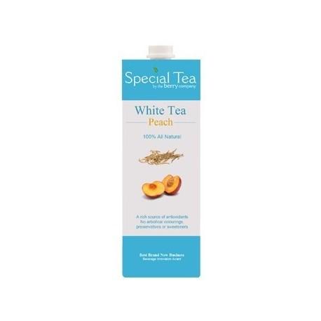 The Berry Company Special White Tea Peach 1L