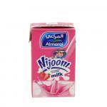 Almarai Nijoom Strawberry Flavored Milk 150ml
