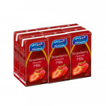 Almarai UHT Milk Premium Strawberry 6x200ml