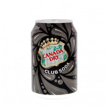 Canada Dry Club Soda 300ml