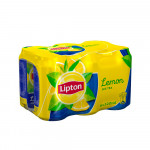 Lipton Ice Tea Lemon 6x320ml