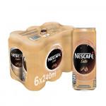 Nescafe Latte Iced Coffee 6x240ml