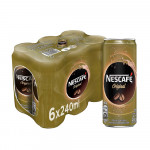 Nescafe Original Iced Coffee 6x240ml