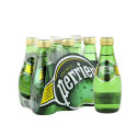 Perrier Carbonated Natural Mineral Water 6x200ml