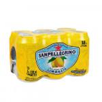 San Pellegrino Sparkling Limonata Juice 6x330ml