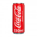 Coca Cola Regular 330ML