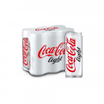 COCA COLA LIGHT 6X330ML PACK