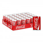 COCA COLA REGULAR MINI CAN 30X150ML