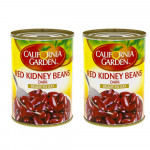 California Garden Dark Red Kidney Beans 2x400G