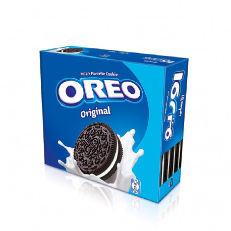 Oreo Original Milk Cookies 38gmx16