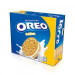 Oreo Golden Milk Cookies 16x38gm