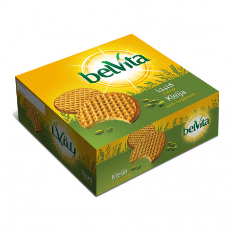 Belvita Kleija Biscuit 62g X12