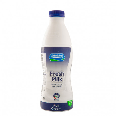 Marmum Fresh Milk Full Cream 1L