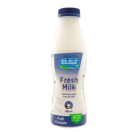 Marmum Fresh Milk Full Cream 500ML