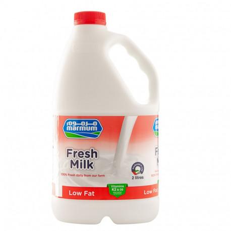 Marmum Fresh Milk Full Cream Low Fat 2L