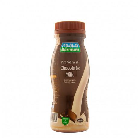 Marmum Flavored Milk Chocolate 200ML