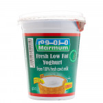 Marmum Fresh Natural Yoghurt Low Fat 400gm