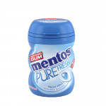 Mentos Pure Fresh With Green Tea Fresh Mint 28 Pieces