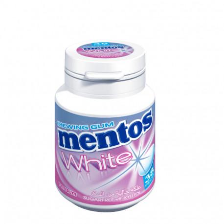 Mentos Chewing Gum Xylitol White Tutti Fruitti 38
