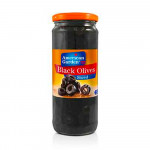 American Garden Black Sliced Olives 450G