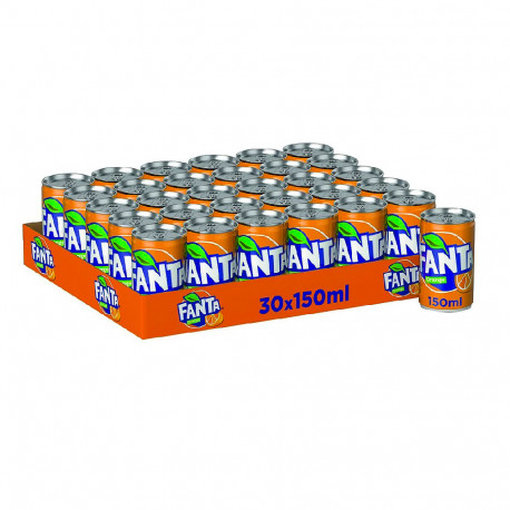 Fanta Orange Mini can 30x150ML