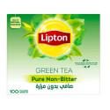 Lipton Green Tea Pure Non Bitter 100 bags