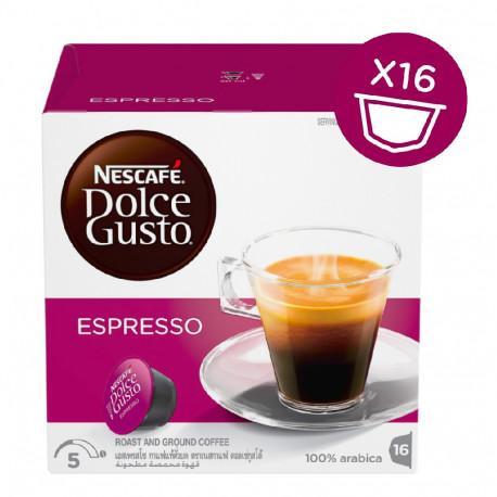 Nescafe Dolce Gusto Espresso 16 Capsules