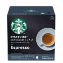 Nescafe Dolce Gusto Starbucks Espresso Roast 12 Capsules