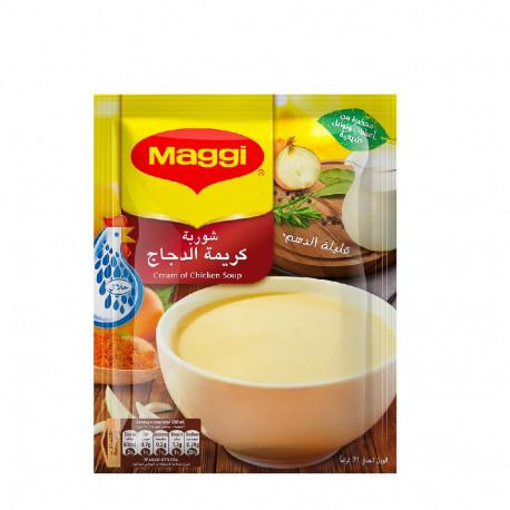 Maggi Low Fat Chicken Soup Cream 71G