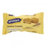 McVities Digestive vanilla cream Biscuits  40G