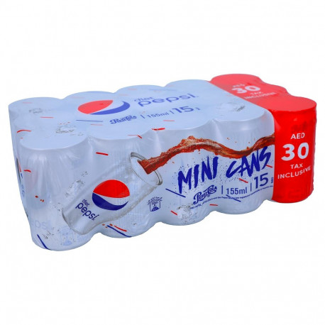 Pepsi Diet 15x155ML