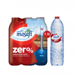 Masafi Zero Water 6x1.5L