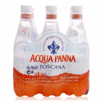 Acqua Panna Natural Mineral Water 6x500ML