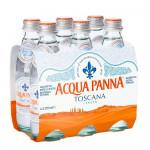 Acqua Panna Natural Mineral Water 6x250ML