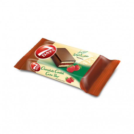 7 Days Cake Bar With Strawberry Filling 25G