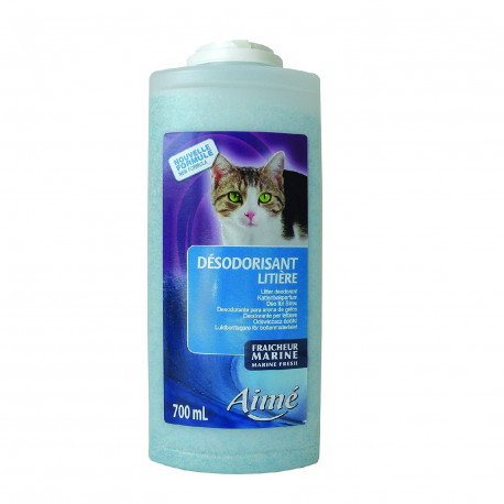 Agro - Deo Litter For Cat Marine 700ml Aime