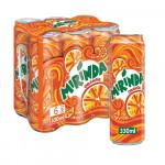 Mirinda Orange 6x330ML