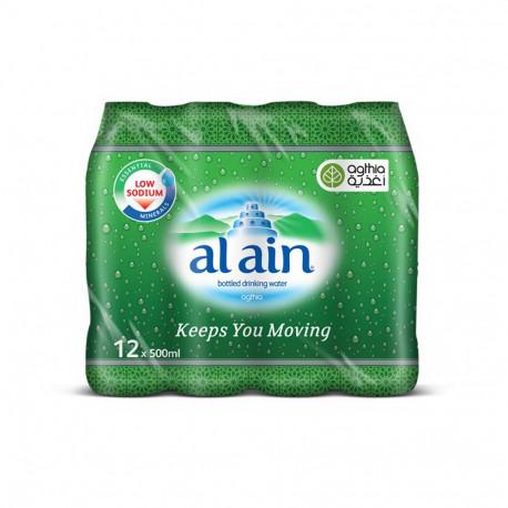 Al Ain Water Pack 12x500ML
